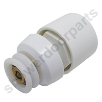 Two Replacement Shower Door Rollers -SDR-MANTN34