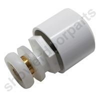 Two Replacement Shower Door Rollers -SDR-MANTN5