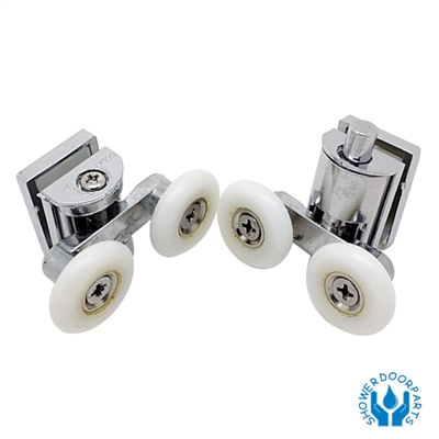 Replacement Shower Door Rollers-SDR-MERV2-double