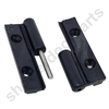 Four Replacement BI-fold Shower Door Hinges SDR-imabfhinge