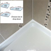 Shower Tray Seal  2 sided
