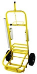 Yellow Service Cart