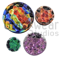 Foil Bubble Textured Plugs