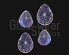 Diamond Galaxy on Pink Slime Teardrops