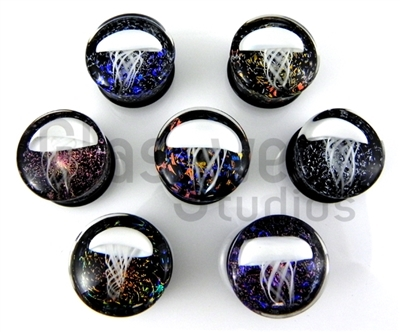 Jellyfish on Galaxy Plugs