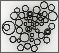 Orings Black EPDM