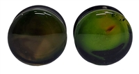 Gold Fume DF - Green Hue (25.4mm)