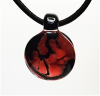 Cherry Pebble Pendant