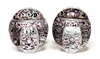 Diamond Pink Scarab Galaxy (16mm)