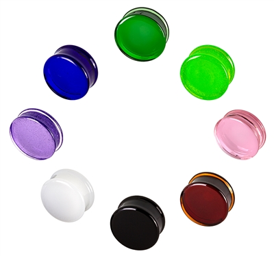 Solid Color Plugs