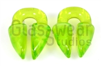 Large Slime Keyhole Weights