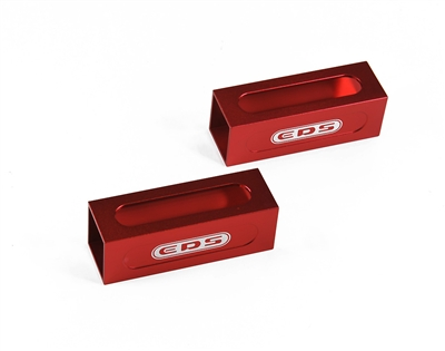 CHASSIS DROOP GAUGE  BLOCKS 30MM FOR 1/8 OFF-ROAD - LW (2)