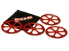 ALU SET-UP WHEELS 1/10 (4)