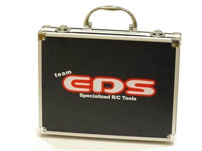 EDS ALUMINUM CASE FOR 1/10 EP