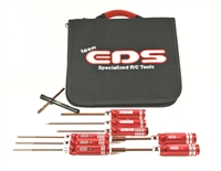 COMBO TOOL SET WITH TOOL BAG - 9 PCS. (US SIZES)