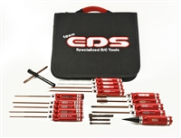 COMBO TOOL SET FOR ALL CARS WITH TOOL BAG - 17 PCS.