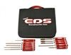 HELICOPTER COMBO TOOL SET WITH TOOL BAG - 10 PCS.
