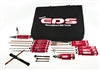 COMBO TOOL SET FOR 1/8 BUGGY WITH TOOL BAG - 16 PCS.