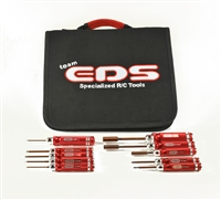 MINI HELICOPTER COMBO TOOL SET WITH TOOL BAG -  10 PCS.