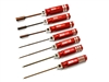 EDS-290956 EDS COMBO TOOL SET 1/12 FOR ASSOCIATED - 7 PCS.