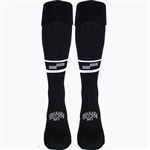 USSF Two Stripe Ref Sock