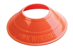 Kwik Goal Mini Disc Cones (ORANGE)