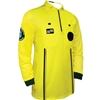 Yellow Long Sleeve Pro OSI Ref Shirt