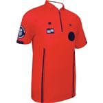 Red Short Sleeve Pro OSI Ref Shirt