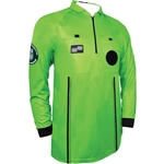 Green Long Sleeve Pro OSI Ref Shirt