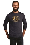 (14) Allmade® Unisex Tri-Blend Long Sleeve Tee