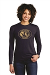(12) Allmade® Women's Tri-Blend Long Sleeve Tee