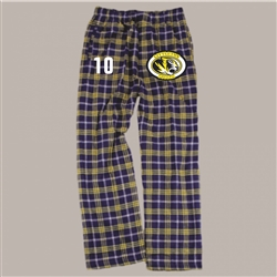 (12) Adult Littleton Flannel Pants