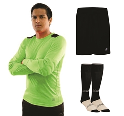 Green Goalkeeper Kit