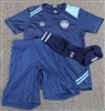 Harvard Soccer Club Complete Admiral Uniform
