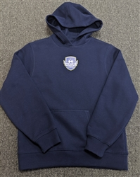 Harvard Soccer Club Hooded Sweatshirt
