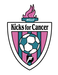 Kicks For Cancer Pink Shirt with Customization