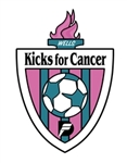 Kicks For Cancer Pink Shirt