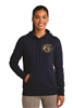 (02) Women's Sport-Tek Hooded Sweatshirt (NEW DESIGN)