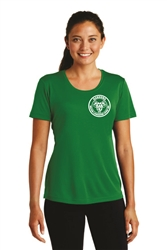 Nashoba Women's Moisture Management T-Shirt (GREEN)