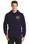 (01) Men's Sport-Tek Hooded Sweatshirt (NEW DESIGN)
