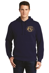 (09) Men's Sport-Tek Hooded Sweatshirt