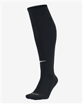 Nike Academy Knee High Socks (Black)