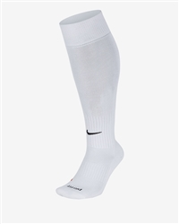 Nike Academy Knee High Socks (White)
