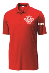 Stow Coach's PosiCharge Competitior Polo Shirt