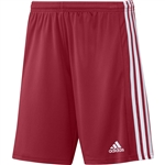 TAYSA Adidas Squadra 21 Short,  Red