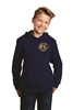 (08) Youth Sport-Tek Hooded Sweatshirt