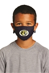 (04) Sport-Tek® Youth PosiCharge® Competitor™ Face Mask (5 pack)