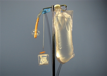 Super XL Enema Bag Kit 2500 cc