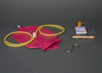 4-Quart Easy Enema Kit with Retention Nozzle