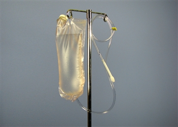 Clear Enema Bag Kit- 2500cc Capacity